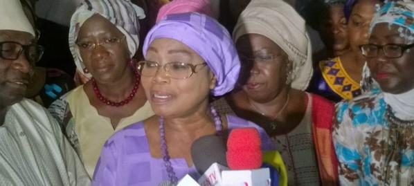 """Pour la réélection de Macky Sall : Les femmes de """"Bby"""" en ordre de bataille"""