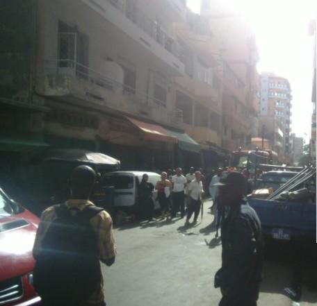 Drame : Un Libanais chute d'un immeuble au Centre ville et trouve la mort