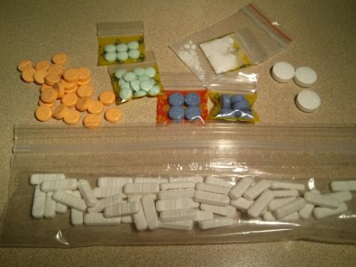 Ibiza : Un Sénégalais et un Marocain, arrêtés pour vol, pris avec 90 comprimés d'ecstasy à dose létale