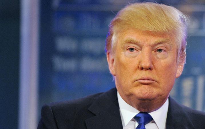 Trump scandalise avec une allusion à l'usage de la violence contre Clinton