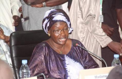 """Seynabou Ndiaye Diakhaté, nouvelle présidente de l'Ofnac : """"Je tacherai de travailler avec fermeté, courtoisie et pondération"""""""