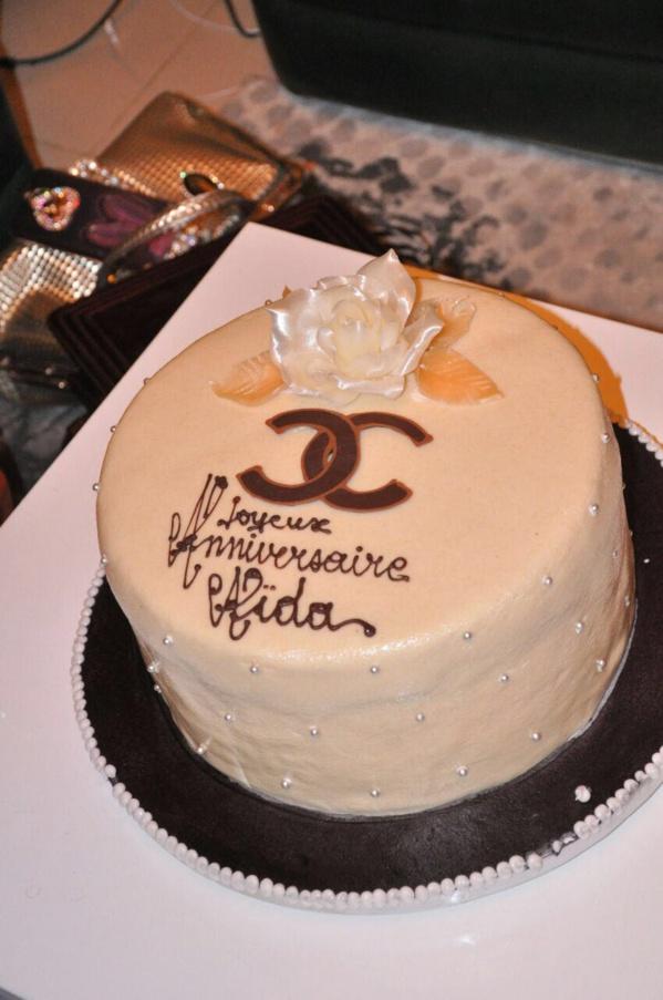 Les images de l'anniversaire de la sublime Aïda Diouf