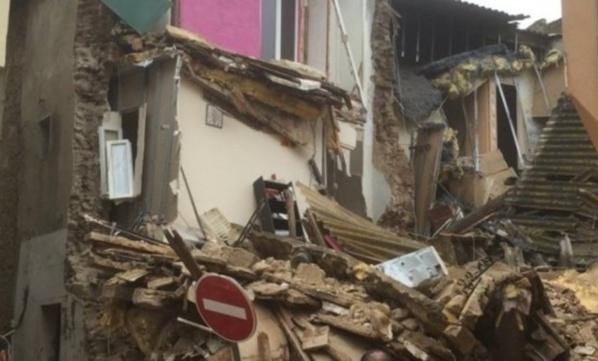 Effondrement d'un immeuble à Rebeuss : Un bébé de 18 mois sorti vivant des décombres