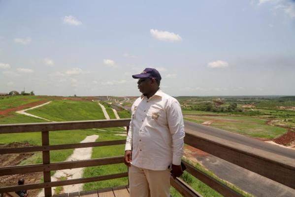 Macky en retraite à Popenguine : Travaille-t-il sur la liste des Hauts conseillers?