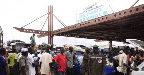 Paralysie du secteur des transports : Les routiers en grève aujourd'hui et demain, l'Etat campe sur sa position