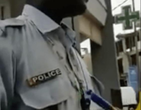 """Le policier Assane Diallo arrêté pour corruption : """"Je ne sais pas ce qui m'est arrivé. Je regrette sincèrement ce qui s'est passé"""""""