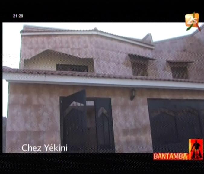 Photos : Top 03 des plus belles maisons des lutteurs sénégalais