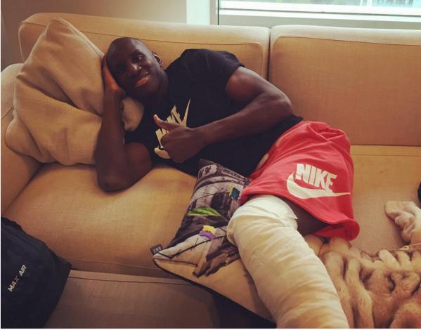 Aliou Cissé : « J'ai appelé Demba Bâ, c'est juste normal »