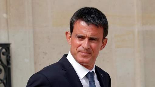 """Pour Valls, le burkini incarne """"une vision mortifère de l'islam"""""""