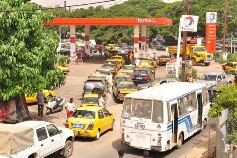 Grève des transporteurs – Les usagers paient les pots cassés