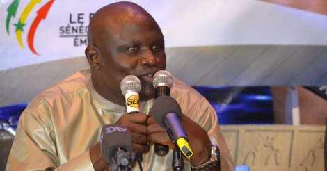 Après avoir lâché Malick Gackou, Gaston lance un mouvement de soutien à Macky Sall