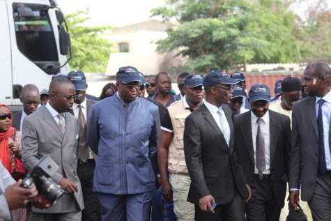 Il parait Mouhamadou Makhtar Cissé et les agents de la Senelec sont sur le terrain depuis plus de 12h de temps
