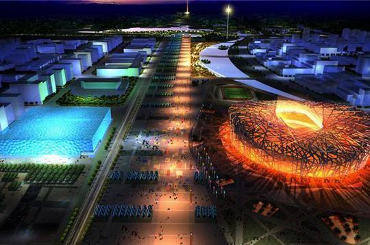 A 8 heures et 8 minutes ce 8 août, le gigantisme chinois éblouit le monde et marque le début des JO