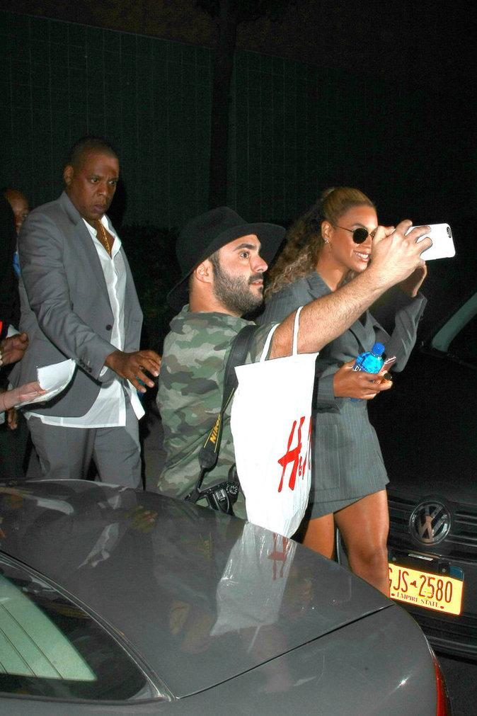 Beyoncé : un homme l'approche de trop près, Jay-Z intervient !