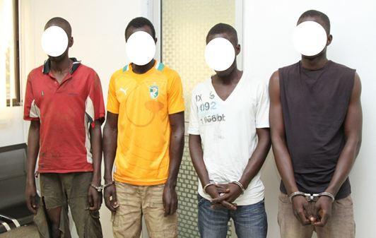 Le fiston d'un richissime dignitaire dérobe 27 millions FCfa à son pater : une dizaine de mineurs placés en garde à vue