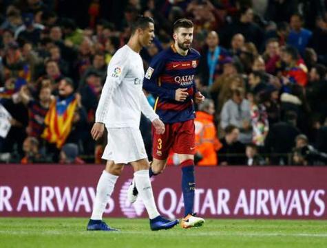 Piqué provoque (encore) le Real Madrid