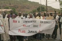 SÉMINAIRE D'INFORMATION DE LA DIRPA À L'INTENTION DES JOURNALISTES «La grande muette» se mue en «force tranquille»