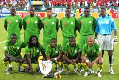 Salif Diao parmi les 20 joueurs sélectionnés par Lamine Ndiaye