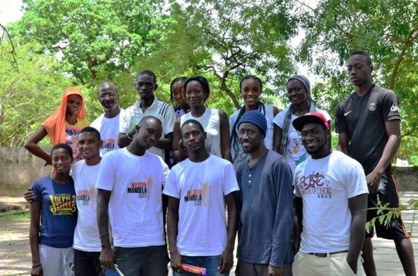 Projet pilote dans le Delta du Saloum : L'Ambassade des Pays Bas appuie les projets de 12 jeunes au Centre Fagaru à Toubacouta
