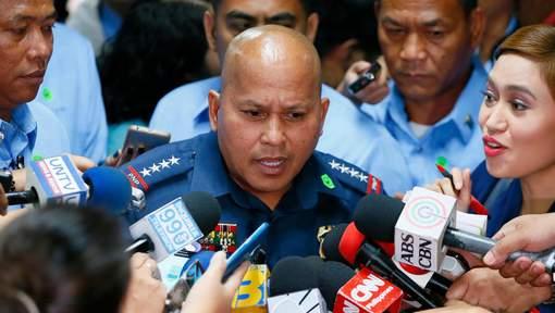 """Phillipines: """"Tuez vos dealers! """", exhorte la police aux toxicomanes"""