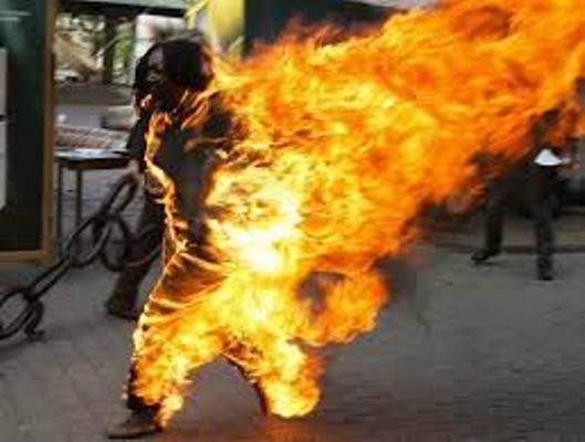 PIKINE: une femme s'asperge d'essence et s'immole par le feu