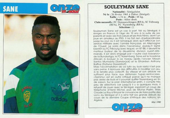 """Vidéo: Les incroyables révélations de Souleymane Sané père de Leroy: """"Le Sénégal n'a jamais contacté mon fils"""""""