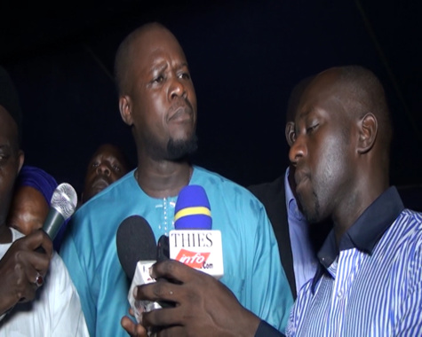 """Massaly dénonce la saisie des biens d'Aïda Ndiongue: """"C'est du vol et de l'arnaque d'Etat...""""  (Vidéo)"""