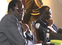 Accord partiel de partage du pouvoir, négociations ajournées ZIMBABWE