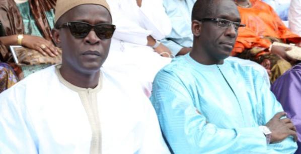 Yaxam Mbaye et Diouf Sarr enterrent la hache de guerre. Mais jusqu'à quand ?