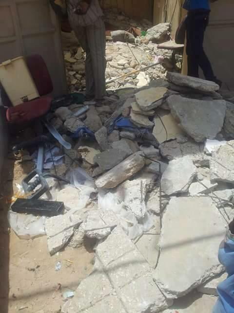 Drame: Boune: L'effondrement d'une dalle fait trois blessés