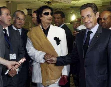 LA LIBYE PREFERE L'UNION AFRICAINE A L'UMP « Si les Européens se soucient de leur unité pourquoi pas nous ? »