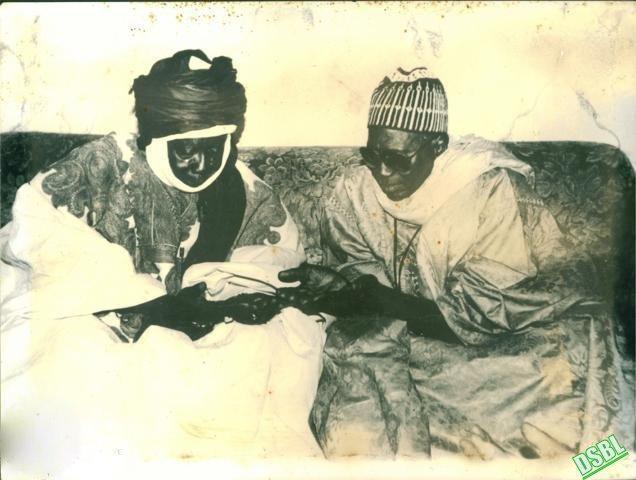 PHOTOS SOUVENIRS: L'héritage de l'union islamique au Sénégal