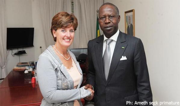 Le Canada va appuyer le PSE, selon Mme Marie-Claude Bibeau, Ministre canadien du Développement international