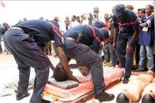 Touba : Un homme meurt devant la maison de Serigne Bara Mbacké