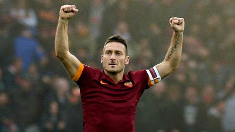 Francesco Totti explique enfin pourquoi il a refusé le Real Madrid