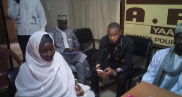 Politique : La Fédération nationale des jeunes Afro arabes du Sénégal est née