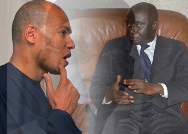 Mamadou Diop Decroix à Versailles pour tenter des retrouvailles entre Karim Wade et Idrissa Seck