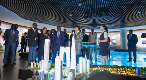 Coopération bilatérale : le Sénégal veut s'inspirer du parc industriel de Suzhou