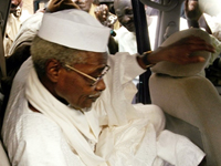 Condamné par Ndjamena, Hissène Habré sera jugé à Dakar