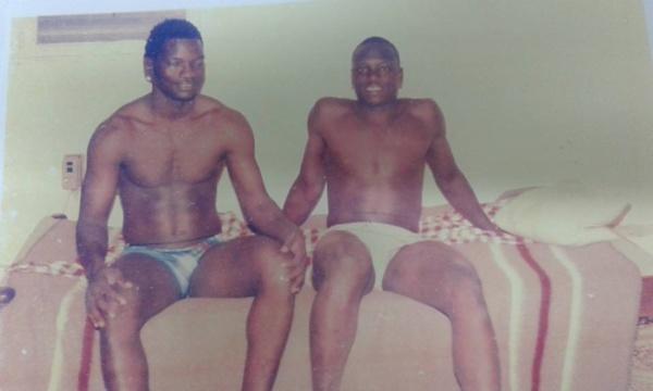 SOUVENIR : Boy Kaïré et Cheikh Mbaba