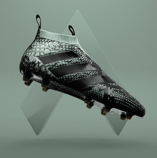 Derby Man U-Man City de samedi : Pogba révèle ses chaussures Adidas ACE 16