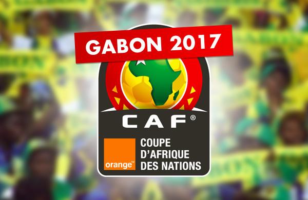 Les qualifiés de la CAN 2017 au Gabon