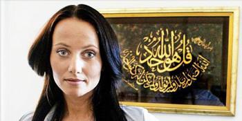 Danemark : Sherin Khankan, une imam à la tête d'une mosquée dirigée par des femmes