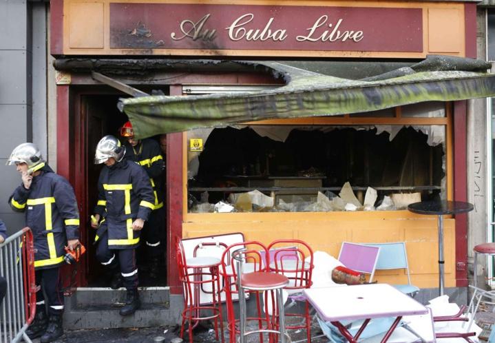 Drame: Quatorze morts dans un incendie a Rouen