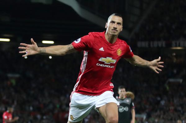 Manchester United : Zlatan impressionne par son impact physique
