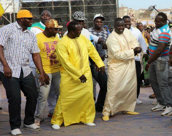 Thierno Kâ du Cng : « La plupart des lutteurs ne savent ni lire ni écrire »