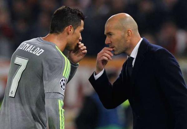 Real Madrid : Zidane et Ronaldo ont scellé un pacte