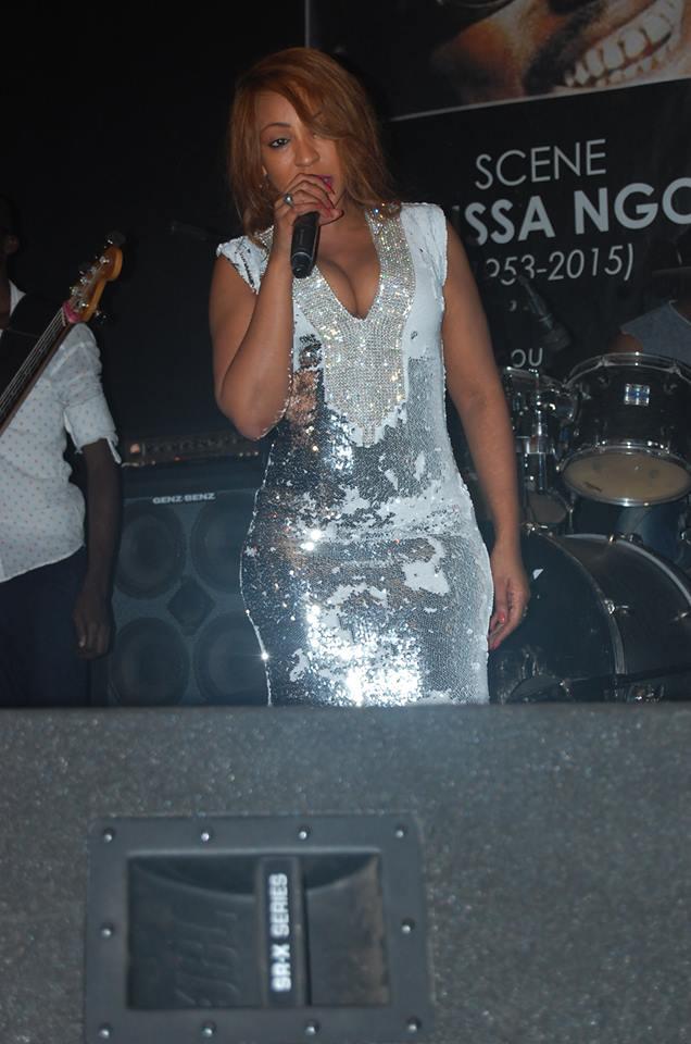 Les images du show de Viviane au Just4u