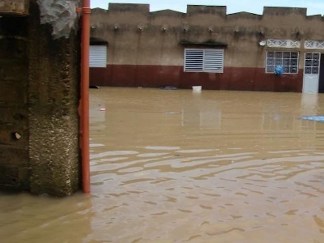 Pluies diluviennes : Diène Farba Sarr au chevet des sinistrés