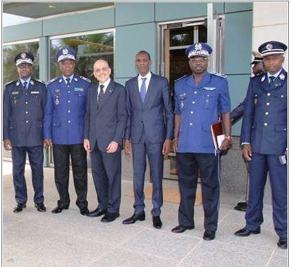 L'Ambassade des Etats-Unis à Dakar accueille un exercice de préparation avec le Gouvernement sénégalais
